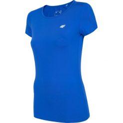 Bluzki damskie: Koszulka treningowa damska TSDF206 - kobalt