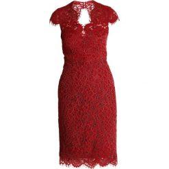 IVY & OAK DRESS Sukienka koktajlowa rusty red. Czerwone sukienki koktajlowe IVY & OAK, z bawełny. Za 589,00 zł.