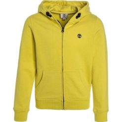 Timberland CARDIGAN Bluza rozpinana anis. Żółte bluzy chłopięce rozpinane Timberland, z bawełny. Za 269,00 zł.