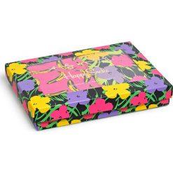 Happy Socks - Figi Andy Warhol. Różowe figi Happy Socks, m, z dzianiny. W wyprzedaży za 129,90 zł.
