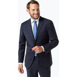 Andrew James - Męska marynarka od garnituru modułowego – John, niebieski. Szare marynarki męskie slim fit marki Reserved, z dzianiny. Za 549,95 zł.
