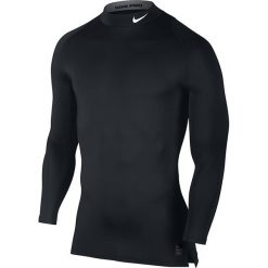 T-shirty męskie: koszulka termoaktywna męska NIKE PRO TOP COMPRESSION LONG SLEEVE / 703090-010 – NIKE PRO TOP COMPRESSION LONG SLEEVE