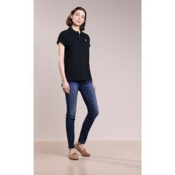 Bluzki damskie: Polo Ralph Lauren BASIC Koszulka polo black