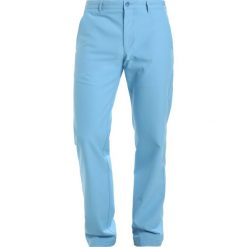 Chinosy męskie: BOSS Green HAKAN  Spodnie materiałowe open blue