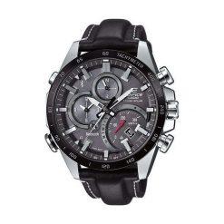 Biżuteria i zegarki męskie: Zegarek Casio Męski EQB-501XBL-1AER Edifice BT 4.0 Smart czarny