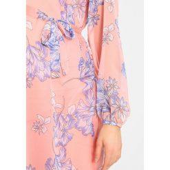 Sukienki: MAMALICIOUS MLKENZA KNEE LENGTH DRESS Sukienka letnia coral cloud