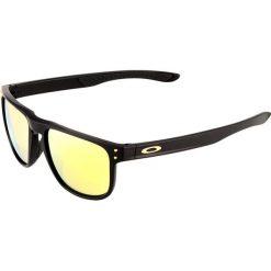 Okulary przeciwsłoneczne męskie: Oakley HOLBROOK  Okulary przeciwsłoneczne matte black/iridium