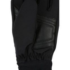 Reusch WALK STORMBLOXX Rękawiczki pięciopalcowe black. Czarne rękawiczki damskie Reusch, z elastanu. Za 169,00 zł.