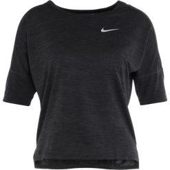 Nike Performance DRY MEDALIST Tshirt basic black/anthracite. Czarne topy sportowe damskie marki Nike Performance, s, z materiału. Za 259,00 zł.
