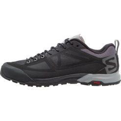 Salomon X ALP SPRY Obuwie hikingowe magnet/black/monument. Czarne buty trekkingowe męskie Salomon, z gumy, outdoorowe. W wyprzedaży za 423,20 zł.