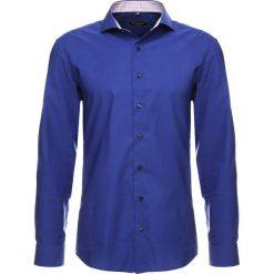Koszule męskie na spinki: Eterna SLIM FIT KENT AUSPUTZ RIPSBAND Koszula biznesowa royal