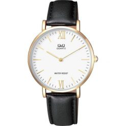 Zegarek Q&Q Damski Klasyczny Q974-121 czarny. Czarne zegarki damskie Q&Q. Za 107,65 zł.