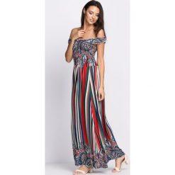 Sukienki: Brązowa Sukienka Gold Dustless