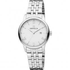 Zegarek kwarcowy w kolorze srebrno-białym. Szare, analogowe zegarki męskie Esprit Watches, ze stali. W wyprzedaży za 136,95 zł.