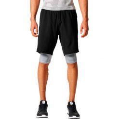 Adidas Spodenki męskie CrazyTR Sh 2IN1 czarne r. XL (BR8551). Białe spodenki sportowe męskie marki Adidas, m. Za 205,00 zł.
