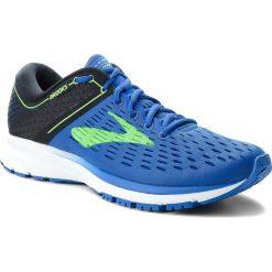 Buty BROOKS - Ravenna 9 110280 1D 416 Blue/Green/Black. Niebieskie buty do biegania męskie Brooks, z materiału. W wyprzedaży za 379,00 zł.