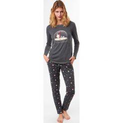 Koszule nocne i halki: Etam - Bluzka piżamowa Alma