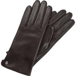 Rękawiczki męskie: Roeckl Rękawiczki pięciopalcowe mocca