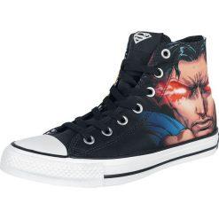 Converse DC Rebirth - Superman Buty sportowe czarny. Czarne buty sportowe męskie marki Converse, z motywem z bajki. Za 199,90 zł.