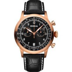 Zegarki męskie: Zegarek męski Doxa D-Air Chronograph 190.90.105.01