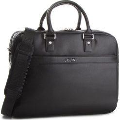 Torba na laptopa GUESS - HM6540 POL84 BLA. Czarne torby na laptopa Guess, ze skóry ekologicznej. Za 679,00 zł.