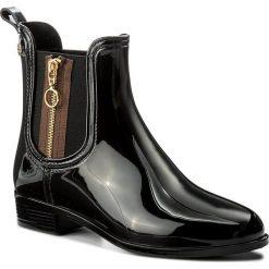 Kalosze GIOSEPPO - 40826 Black. Czarne buty zimowe damskie marki Lemon Jelly, z gumy. W wyprzedaży za 199,00 zł.