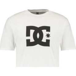 T-shirty męskie z nadrukiem: DC Shoes STAR Tshirt z nadrukiem snow white