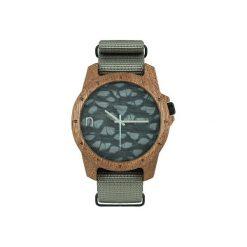 Drewniany zegarek SPORT 45 n077. Szare zegarki męskie Neatbrand. Za 385,00 zł.