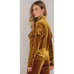 Bluzy damskie: Gestuz Bluza Locklyn - Yellow,Gold