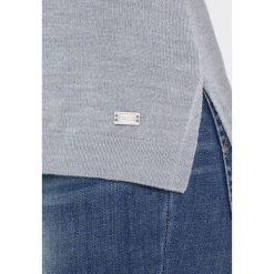 Swetry klasyczne damskie: Dale of Norway SNEFRID FEMININE  Sweter grey/off white