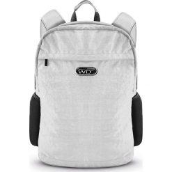 Plecaki męskie: Plecak termiczny w kolorze srebrnym – 34 x 48 x 18 cm