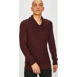 Medicine - Sweter Scottish Modernity. Brązowe swetry klasyczne męskie MEDICINE, l, z bawełny. Za 169,90 zł.