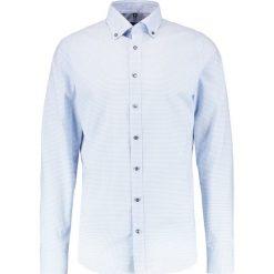 Koszule męskie na spinki: Seidensticker KONTRAST BUTTON SLIM FIT Koszula hellblau