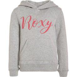 Roxy DEEP SKY Bluza z kapturem heritage heather. Szare bluzy dziewczęce rozpinane marki Roxy, z bawełny, z kapturem. W wyprzedaży za 127,20 zł.