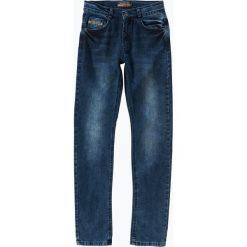 Blue Effect - Jeansy chłopięce, niebieski. Niebieskie jeansy chłopięce Blue Effect. Za 179,95 zł.