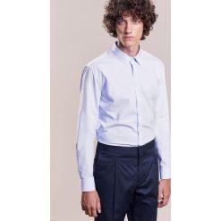 Koszule męskie na spinki: Essentiel Antwerp IDYLLIC SLIM FIT Koszula biznesowa blue