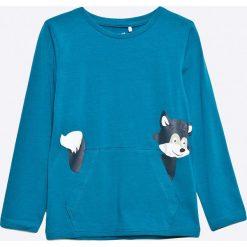 T-shirty chłopięce z długim rękawem: Name it – Longsleeve dziecięcy 92-128 cm