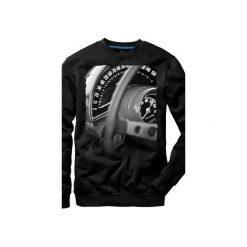 Bluza UNDERWORLD casual Speedometer. Szare bluzy męskie rozpinane marki Underworld, m, z nadrukiem, z bawełny. Za 119,99 zł.