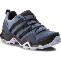 Buty adidas - Terrex AX2R Gtx W GORE-TEX AC8065 Rawste/Cblack/Aerblu. Niebieskie buty do biegania damskie marki Salomon, z gore-texu, na sznurówki, gore-tex. W wyprzedaży za 349,00 zł.