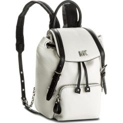 Plecak MICHAEL MICHAEL KORS - Beacon 30S8SOXB1L  Opticwht/Blk. Białe plecaki damskie MICHAEL Michael Kors, ze skóry, eleganckie. Za 1279,00 zł.