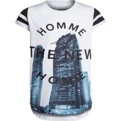 T-shirty chłopięce z nadrukiem: The New GAVE LONG Tshirt z nadrukiem bright white