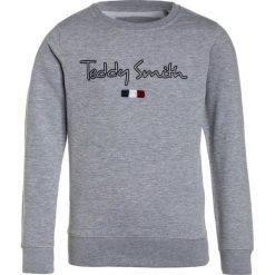 Bejsbolówki męskie: Teddy Smith SOVEN Bluza gris chine