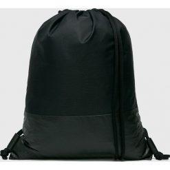 Nike - Plecak. Czarne plecaki damskie Nike, z poliesteru. W wyprzedaży za 49,90 zł.
