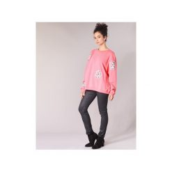 Bluzy Pepe jeans  ROSE. Szare bluzy damskie marki Pepe Jeans, m, z jeansu, z okrągłym kołnierzem. Za 369,00 zł.