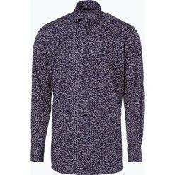 Van Graaf - Koszula męska, niebieski. Niebieskie koszule męskie marki Van Graaf, m, z włoskim kołnierzykiem. Za 199,95 zł.