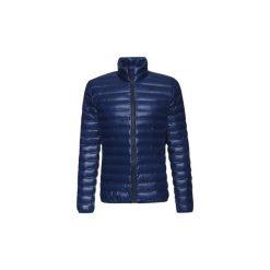 Kurtki pikowane adidas  Kurtka Varilite Down Jacket. Niebieskie kurtki męskie pikowane marki Adidas, m. Za 399,00 zł.