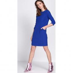 Niebieska Sukienka In The Present. Niebieskie sukienki hiszpanki Born2be, xl, mini, oversize. Za 79,99 zł.