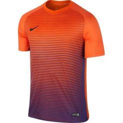 Nike Koszulka męska SS Precision IV JSY pomarańczowa r. S (832975 815). Brązowe t-shirty męskie marki Nike, m. Za 119,00 zł.