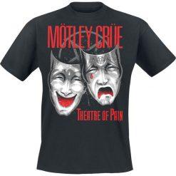 T-shirty męskie: Mötley Crüe Theatre Of Pain T-Shirt czarny