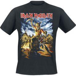 T-shirty męskie: Iron Maiden Nordic Events T-Shirt czarny